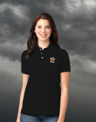 Skywarn Womens Performance Polo