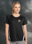 Womens Skywarn Performance Colorblock T-Shirt