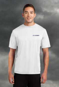 Storm Chaser Mens Solid Performance T-Shirt