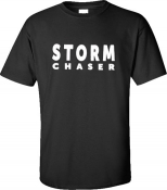 "Storm Chaser ""SafeT"" Reflective Tee Style Shirt"